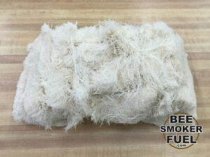 Bee Smoker Fuel - Yarn - 100% Cotton - 2lb Bag