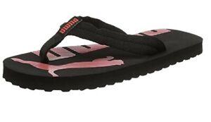 156dec225902 Men s Women s Puma Flip Flops Sandals Pool Slippers Beach Shoes ...