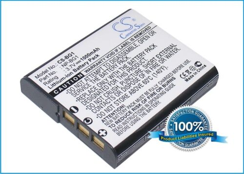 Batería Para Sony Cyber-shot Dsc-w80 Cyber-shot Dsc-w80 Cyber-shot Dsc-w35 Nuevo p