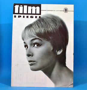 GDR-Filmspiegel-18-1964-Grimmen-Teri-Torday-Renate-Flower-Albert-Hetterle