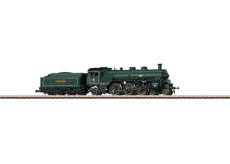 Märklin 88923 Locomotora de Vapor S 3 6 K. bay.sts.b. Único Serie NUEVO