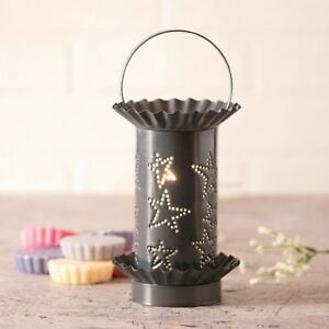 Country-Star-Punched-Tin-Electric-Tart-Warmer-Irvin-039-s-Country-Tinware