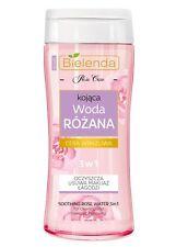 BIELENDA Rose Care woda różana do oczyszczania twarzy/ Soothing rose water