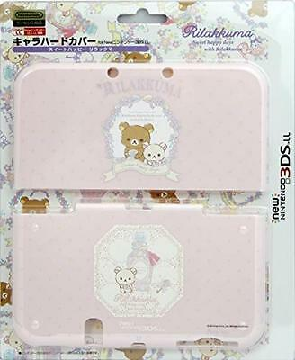 Rilakkuma Sweet Happy Protect Case Cover for New Nintendo 3DS LL XL