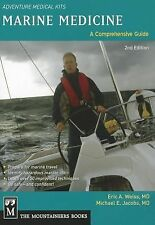 Marine Medicine (Adventure Medical Kits), Michael Jacobs, Eric Weiss