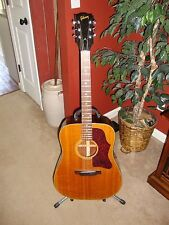 1976 Gibson J-45/50 Dreadnought Acoustic Guitar, Vintage, Natural,  NEW Case
