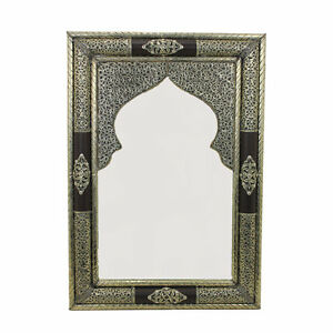 wandspiegel dekoration spiegel rahmen orientalisch gro flurspiegel badspiegel ebay. Black Bedroom Furniture Sets. Home Design Ideas