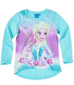 Frozen Pullover M/ädchen ELSA Rundhals
