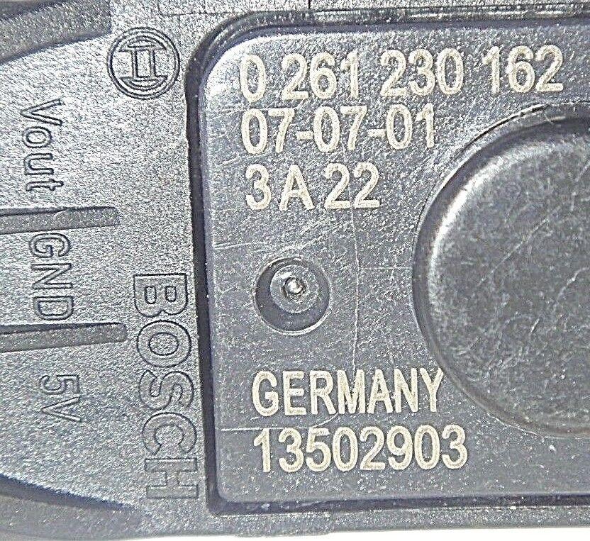 Fuel Tank Pressure Sensor BOSCH 13502903 13502779 AS500 SU15227 0 261 230 162