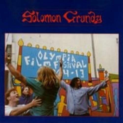 Solomon Grundy Same (1990) [CD]