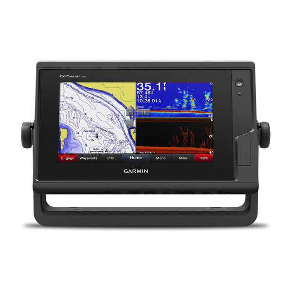 Garmin GPSMAP742XS 7  Plotter US Coastal No Transducer Garmin 010-01738-03  Fre
