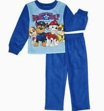 Toddler Boys Paw Patrol One Piece Blanket Sleeper Christmas Pajamas