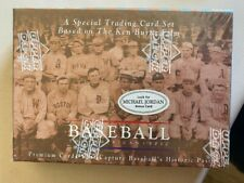 81 Upper Deck Historic Baseball Card Set Baseball The American Epic