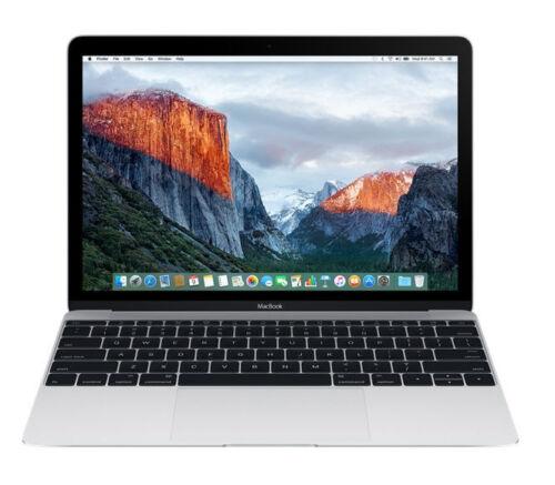 """1 von 1 - APPLE MacBook 12"""" IntelCore m5 512GB SSD silber wie NEU OVP Rechnung TOP8GB RAM"""