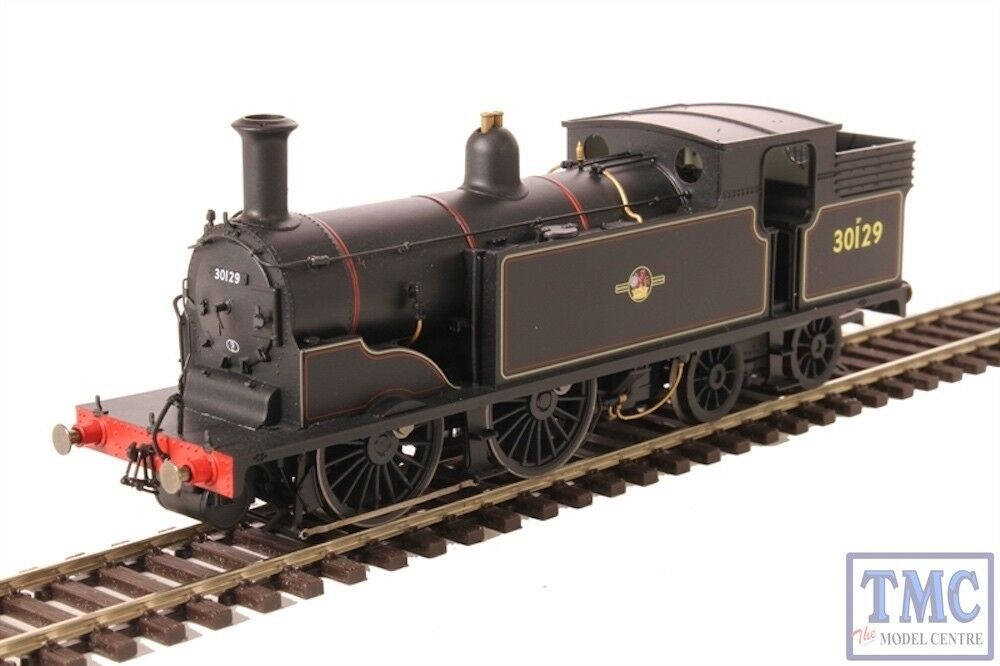 R3531 Hornby OO Gauge BR 0-4-4T '30129' M7 Class Late BR