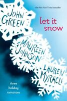 Let It Snow: Three Holiday Romances By John Green, (paperback), Speak , New, Fre
