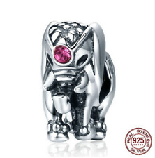 925 Sterling Silver Thailand Lucky Elephant Charm for sale online ...