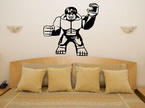 Lego-Hulk-super-heros-Marvel-pour-enfants-chambre-decalcomanie