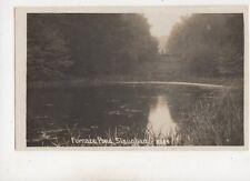 Furnace Pond Slaugham Sussex Vintage RP Postcard 600b