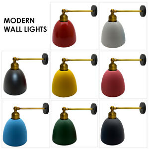 Modern-Vintage-Retro-Industrial-Loft-Rustic-Wall-Sconce-Wall-Lights-Porch-Lamp
