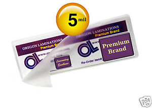 2x6-Bookmark-Hot-Laminating-Pouches-5-Mil-2-1-4-x-6-1-4-100-Clear