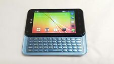 LG Optimus F3Q (T-Mobile) LG-D520 Android 4G LTE Smartphone Clean IMEI