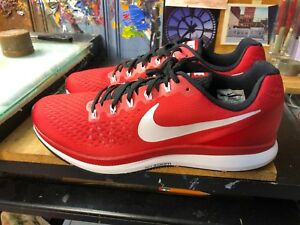 d2d06578683a Nike Air Zoom Pegasus 34 TB University Red US 14 Men 887009 601 New ...