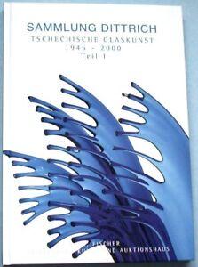 Auk-kat-Fischer-Tschechische-Glaskunst-1945-2000-Teil-1-Preise-Objekte-Vasen