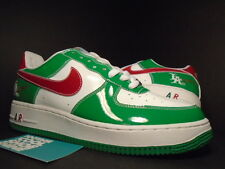 2005 Nike Air Force 1 MR. CARTOON CINCO DE MAYO GREEN WHITE RED 306146-131 7.5