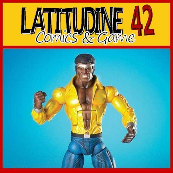 Marvel - legenden s 14 mojo luke cage figura de 30  n neuen en ampolla