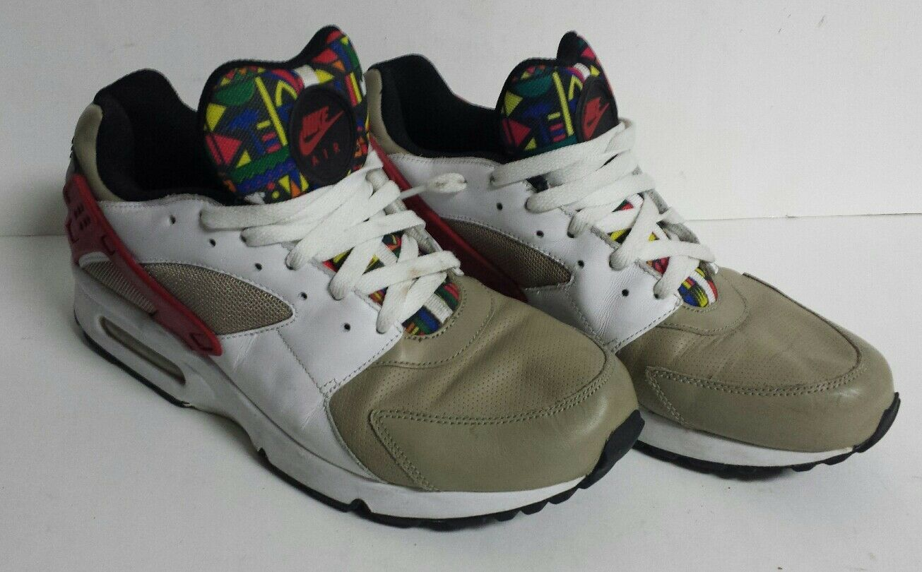 RARE Nike B Huarache LE | Urban Jungle | 2008 Men's Size 10 - Used - Free Ship