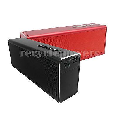 Wireless Bluetooth HIFI Stereo Super Bass Speaker Power Bank Charge 20W LOT