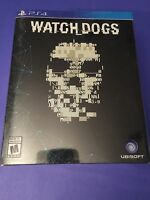 Watch Dogs Limited Edition Collector's Package (ps4)