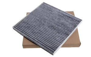 carbon charcoal cabin air filter for nissan altima 2007 2012 murano 2009 2013 ebay. Black Bedroom Furniture Sets. Home Design Ideas