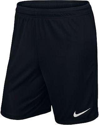Praktisch Nike Kinder Fußball Fitness Short Nike Park Ii Knit Nb Short Schwarz 725988 010 Hohe QualitäT Und Geringer Aufwand