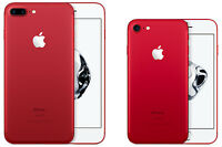 Apple Iphone 7 Red Special Edition Product Red - 256gb - Smartphone Aussie Stock