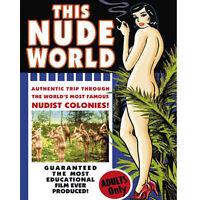 This Nude World Dvd Nudist Camp Documentary