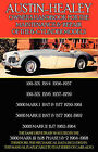 Austin-Healey Owner's Handbook for the Maintenance & Repair of the 6-Cylinder Models 1956-1968 by F Clymer (Paperback, 2007)