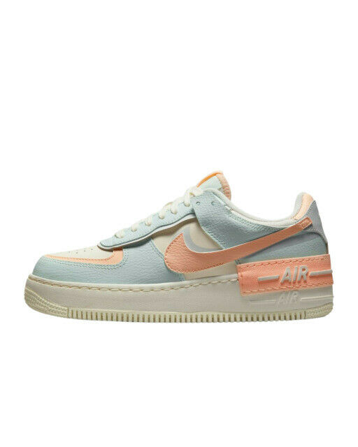 Size 8.5 - Nike Air Force 1 Low Shadow Barely Green/Crimson Tint ...