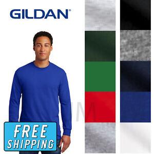 Gildan-5400-Heavy-Cotton-Long-Sleeve-T-Shirt-100-Cotton-Small-2XL