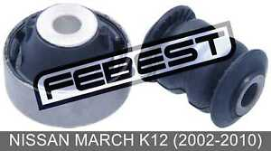 Arm-Bushing-Front-Arm-Kit-For-Nissan-March-K12-2002-2010