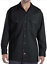 DICKIES SHIRTS 574 MENS WORK SHIRT LONG SLEEVE BUTTON FRONT MECHANICS UNIFORM