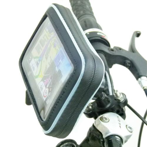 Waterproof Metal U-Bolt Bike Cycle Mount for Garmin Nuvi 2519 2519LM 2159LMT