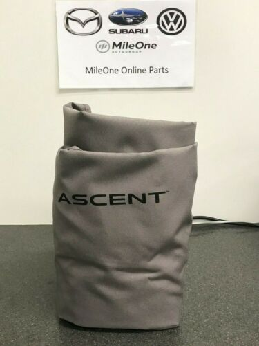 F411SXC010 OEM 2019-2020 Subaru Ascent 2ND Row Captains Chairs Seat Covers