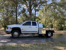 4 New 17x65 Dodge Ram 8 Lug Alcoa Style Dually 1 Ton Wheels Ion Built