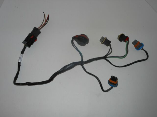 Jeep Grand Cherokee Headlight Wiring Harness on