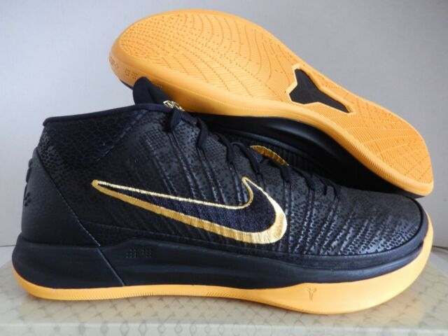 6b465284ac18 Nike Kobe AD BM City Edition Basketball Shoes Sz 14 Aq5164 001 Black ...