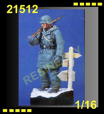 Resin Kit 1/16(120MM)KIRIN German Infantry Kharkov 1943 Out Of Production K21512