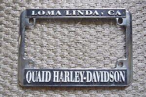 image is loading rare loma linda ca quaid harley davidson motorcycle