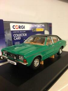 Avant-gardes Ford Cortina Mk3 2000e Modène Vert Va10310
